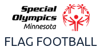 State Unified Flag Football Logo